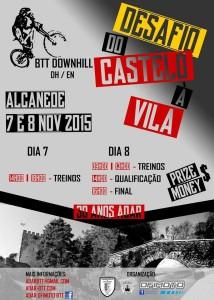 Desafio do Castelo á Vila 2015